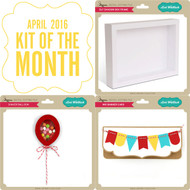 2016 April Kit of the Month