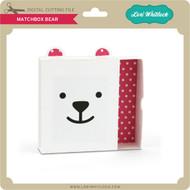 Matchbox Bear