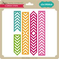5 Arrow Strips