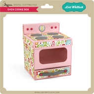 Oven Cookie Box