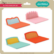 A2 Thick Envelope Set