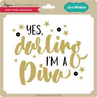 Baby T-Shirt: Darling Diva