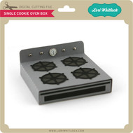 Single Cookie Oven Box