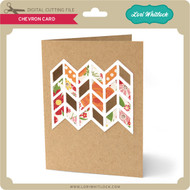 Chevron Card