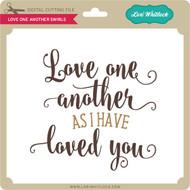 Love One Another Swirls