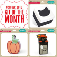 2016 October Kit of the Month
