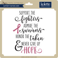 Support Fighters Hope