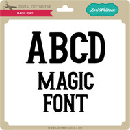 Magic Font