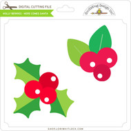 Holly Berries - Here Comes Santa