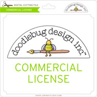 Doodlebug Design Commercial License