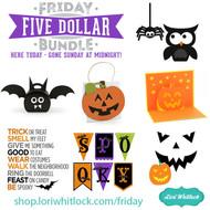 Friday $5 Bundle #3