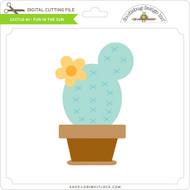 Cactus #1 - Fun In The Sun