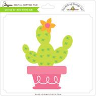 Cactus #4 - Fun In The Sun