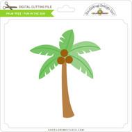 Palm Tree - Fun In The Sun