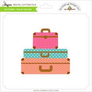 Suitcases - Fun In The Sun