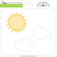 Sun and Clouds - Fun in the Sun