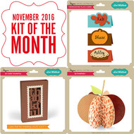 2016 November Kit of the Month