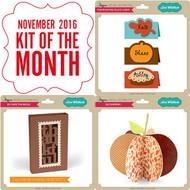 November Kit of the Month