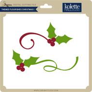 Themed Flourishes Christmas 1