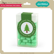 Tic Tac Christmas Tree Seeds