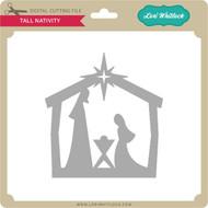 Tall Nativity
