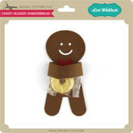 Candy Hugger Gingerbread