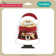 Candy Hugger Santa Claus
