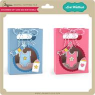 Shadowbox Gift Card Baby Bundle