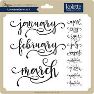 Flourish Months Set