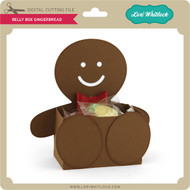 Belly Box Gingerbread