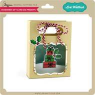 Shadowbox Gift Card Bag Presents