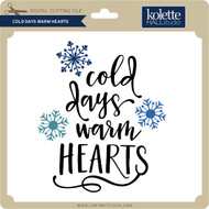 Cold Days Warm Hearts