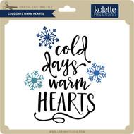 Cold Days Warm Hearts