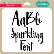 Sparkling Font