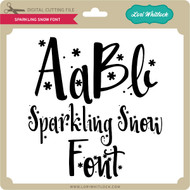 Sparkling Snow Font