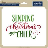 Sending Christmas Cheer