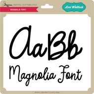 Magnolia Font