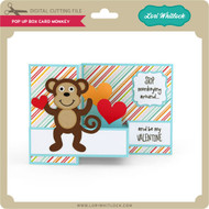 Pop Up Box Card Monkey