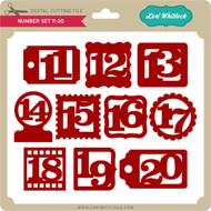 Number Set 11-20