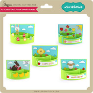 A2 Flexi Card Spring Bundle