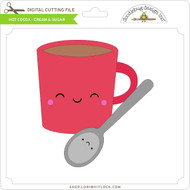 Hot Cocoa - Cream & Sugar