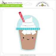 Iced Coffee - Cream & Sugar