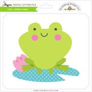 Frog - Spring Things