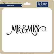 Mr & Mrs 2