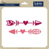 Valentine Arrows 1
