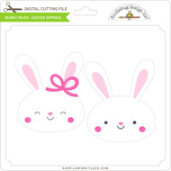 Bunny Faces - Easter Express