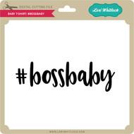 Baby T-Shirt Bossbaby