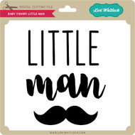 Baby T-Shirt Little Man