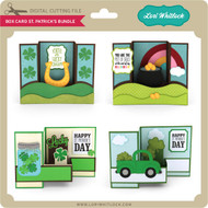 Box Card St Patrick's Bundle