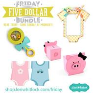 Friday $5 Bundle #9